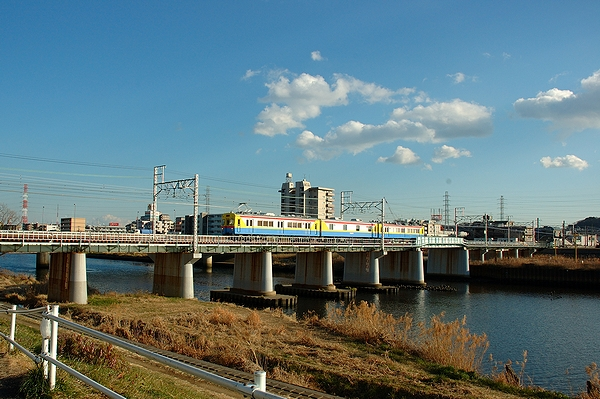 @大倉山駅~綱島駅