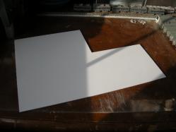 厚さ2.0mmのプラ板を用意して