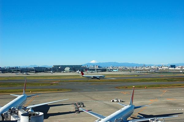 @羽田空港第一ターミナル