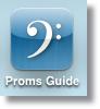 プロムスガイドアプリ