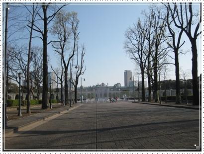 赤坂の迎賓館