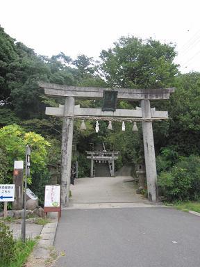 玉造神社!