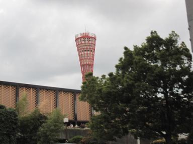 神戸タワー(だっけ?)