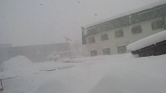 21日吹雪庭