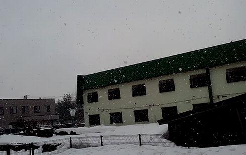 8日ぼたん雪