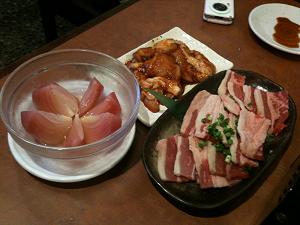 焼き肉ほか