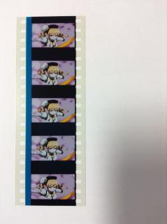 まどマギ映画フィルム
