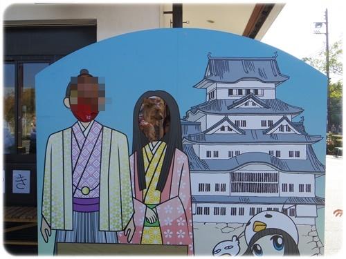 国宝姫路城IMGP1392-20141018