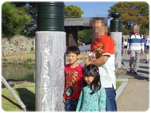 国宝姫路城IMGP1393-20141018