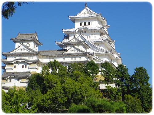 国宝姫路城IMGP1412-20141018