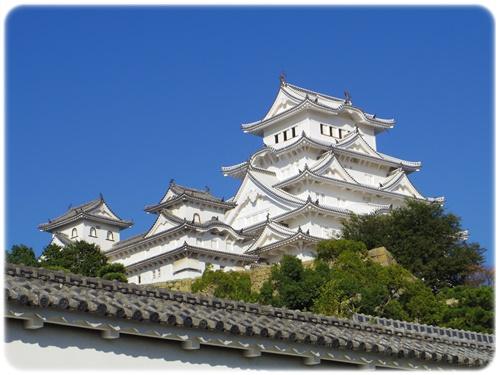 国宝姫路城IMGP1425-20141018