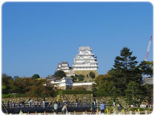 国宝姫路城IMGP1430-20141018