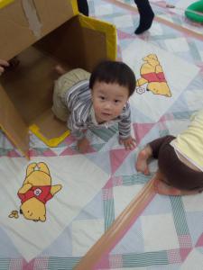 幼児教室で