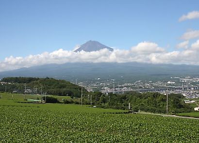 夏の富士-2