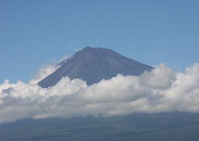 夏の富士-3