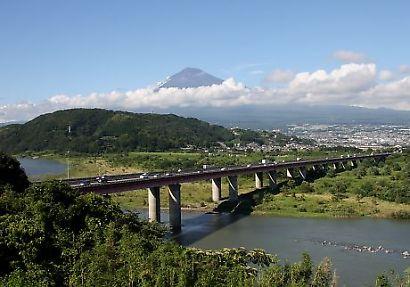 夏の富士-4