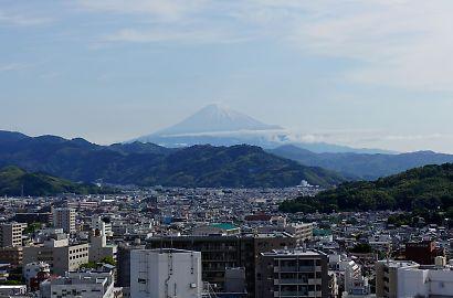 大道山山頂付近からの景色-5