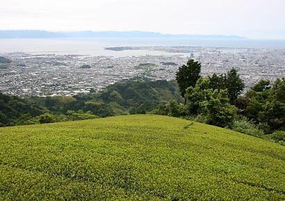 大道山山頂付近からの景色-2