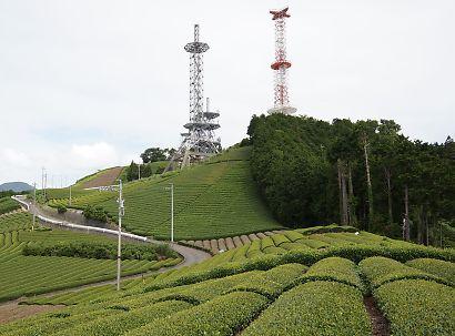 大道山山頂付近からの景色-1