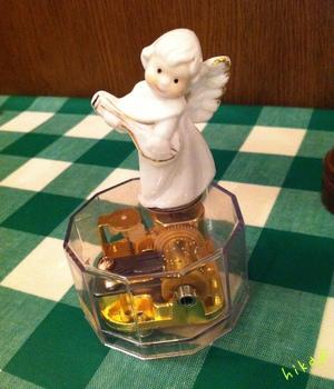 天使のオルゴール♪