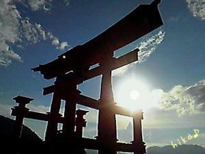 厳島神社♪