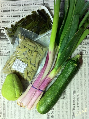 地物野菜♪