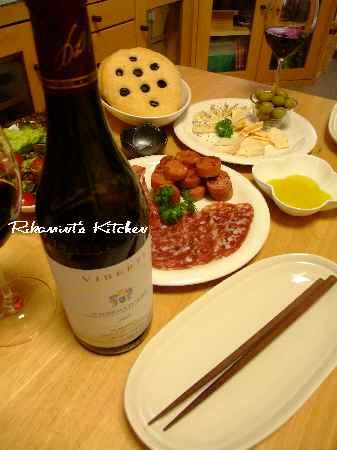 DSCF6・5イタリアンフェアな夕飯