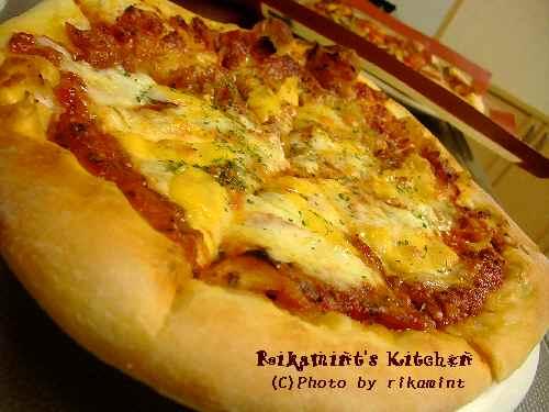 DSCF11・18チーズピザ