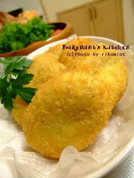 DSCF11・26豆腐のカツレツ (2)
