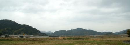 高速道路横から