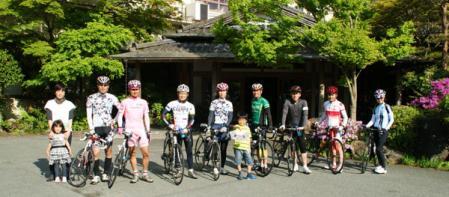 20120504サイクリング終了