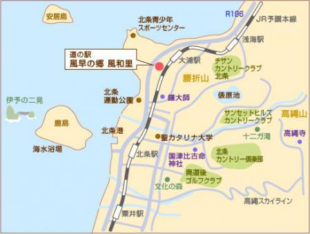 ふわりmap