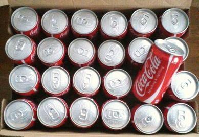 コカ・コーラ1ケース