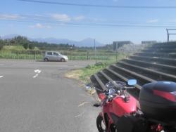 s-CBR250R ツーリング 高千穂峰登山 嘉例川駅 (3)