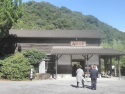 s-CBR250R ツーリング 高千穂峰登山 嘉例川駅 (7)