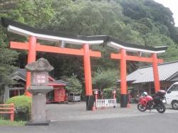 大隅滝見ツーリング 荒平天神 雄川の滝 神川大滝 (10)