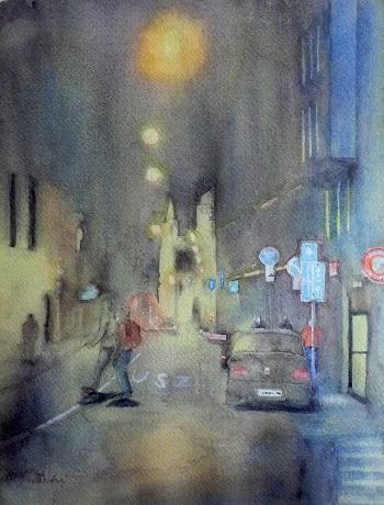ブダペスト夜景3