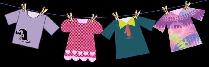 Tシャツ洗濯