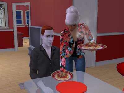 スパゲティー大好き