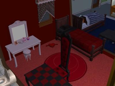 ジェーンのお部屋