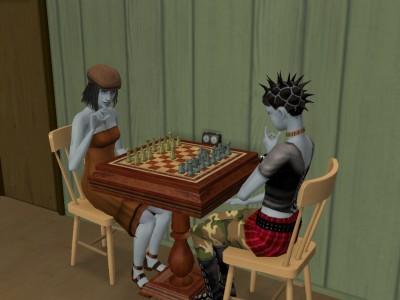 チェスゾンビ