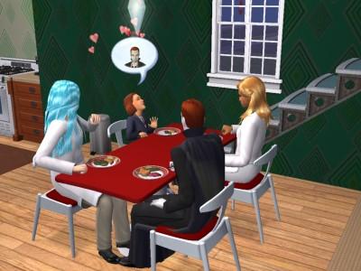 ハラハラの食卓