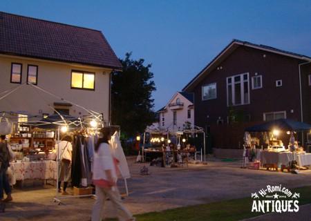 2011年サマー miniロハスフェスタ 千里住宅公園