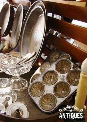 第29回 神戸骨董祭 出店 アンティーク ヴィンテージ 西洋骨董 ランプ 雑貨 キッチン マフィン tara