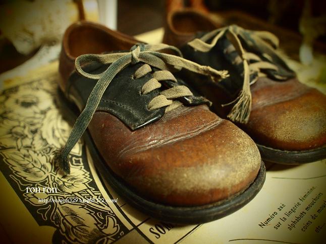 ヴィンテージ靴2