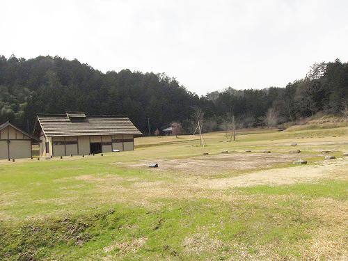 吉川氏城館跡