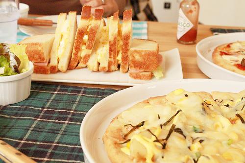 サンドイッチ&ピザ☆