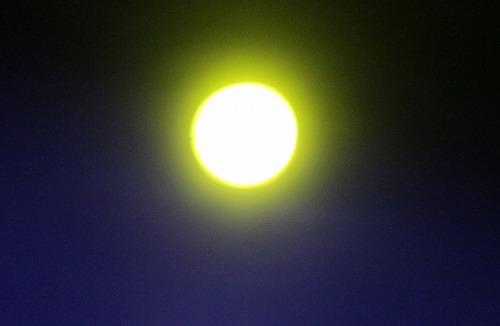太陽と金星よ