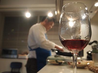 ちゅうさんちワインパーティ