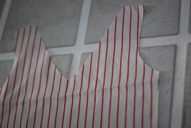 手作り浴衣